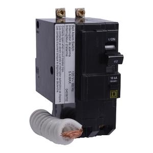 Square D QOB240EPD2100 MINIATURE CIRCUIT BREAKER 120/240V 40A