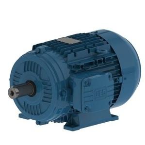 Weg 00218ET3EAL100L Motor, 4P, 3HP, 1800RPM, 100L Frame, 230/460/380-415VAC, Foot Mount