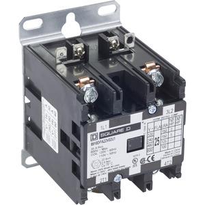 8910DPA23V09U1 CONTACTOR 600VAC 25AMP DP