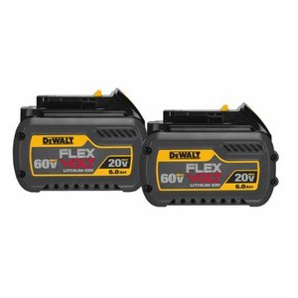 DEWALT DCB606-2 20/60V MAX* Flexvolt Battery