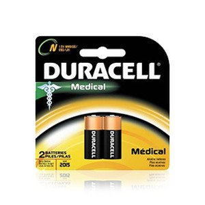 Duracell PC9100DB02 Battery, 1.5V, LR1, Alkaline *** Discontinued ***
