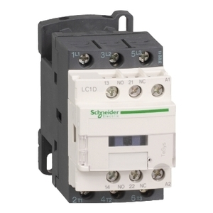Square D LC1D32X7 CONTACTOR 600VAC 32AMP IEC +OPTIONS