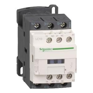 Square D LC1D18F7TQ CONTACTOR 575VAC 18AMP IEC +OPTIONS