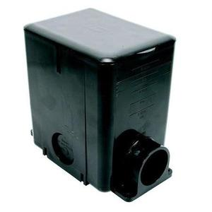 "Wiremold 880MP Square Floor Box, 1-Gang, Depth: 3-1/2 to 6"", Non-Metallic"