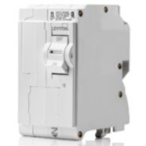 Leviton LB220 Branch Circuit Breaker, Standard 2-Pole 20A