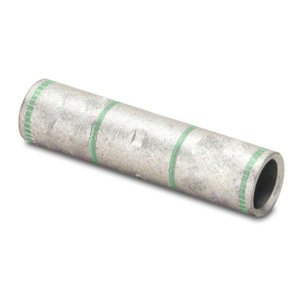 Burndy YS36 Compression Buttsplice, Copper, 600 MCM, Long Barrel