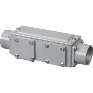 "930NM 1/2""LB W/CVR & GSKT PVC"