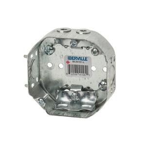 BC-54151-L BOX 4 INCH OCT.NMD CLAMP