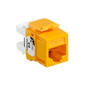 6110G-RY6 YL XTRM 10G Q/PORT JACK CAT6A