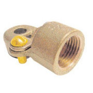 Greaves G43 Grounding Hub, Cast Bronze, #3/0 STR, 1""