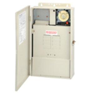 Intermatic T40003RT3 Subpanel - T103m, 300 Watt Transformer