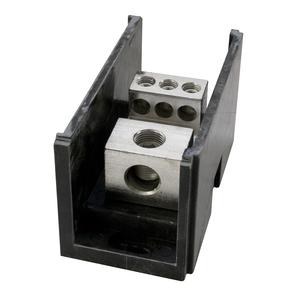 NSI Tork AL-P1-K6 350 MCM to 14 AWG, 1-Pole, Connector Block