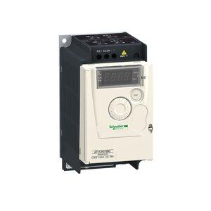 Square D ATV12H037M3 AC DRIVE, 0.5 HP,