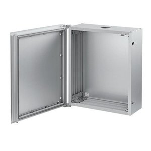 nVent Hoffman SY404016A SYSPEND Aluminum HMI Enclosure, 400mm x 400mm x 166mm