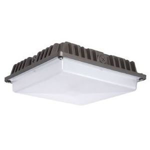 Philips Lighting GC57-NW-G1-SM-5-8-BZ LED Canopy Light