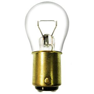 Candela 1157I Miniature Lamp, S8, 26.88/8.26W, 12.8/14V, BAY15d Base
