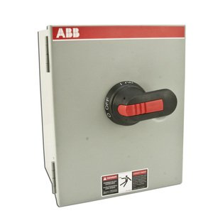 ABB FJ601-3PB6B ABB FJ601-3PB6B 3P SW 60A J FUSE N-