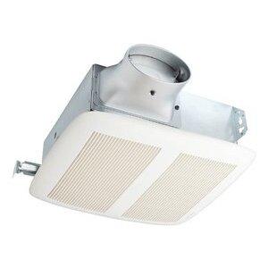 Broan LPN80 Ceiling/Wall Fan, Energy Efficient, 80 CFM