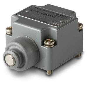 Eaton E50DS1 Limit Switch Operating Head, Side Pushbutton, Plugs Into Body