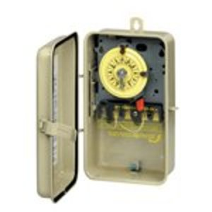 Intermatic T104R3 Mechanical Time Switch, 24-Hour