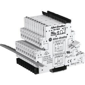 Allen-Bradley 700-HLT2U1X 110/125 V AC/DC GP TERMINAL BLOCK RELAY