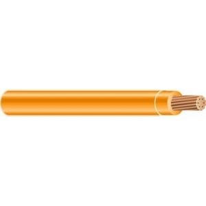 Multiple THHN4/0STRORN5000RL 4/0 AWG THHN Stranded Copper, Orange, 5000'