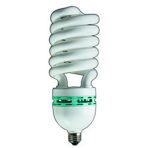 Eiko SP105/50/MED Compact Fluorescent Lamp, Twister, 105W, 5000K