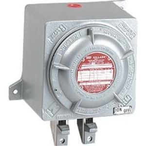 Hubbell-Killark 4GCBB-20Q1 KIL 4GCBB-20Q1 CLI 4-1P 120V 20A CB