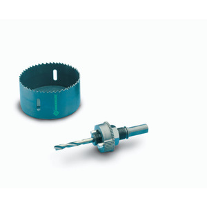 "Greenlee 825-6 Holesaw,variable Pitch (6"")"