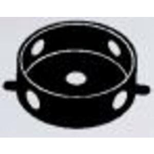 "Mulberry Metal 30316Z Weatherproof Round Box, Diameter: 4"", Depth: 1-1/2"", (5) 1/2"" Hubs"