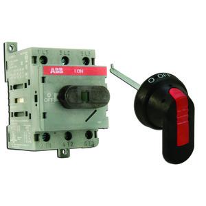 ABB OT32B6-170 Non-Fused Disconnect, 40 Amp, 3-Pole