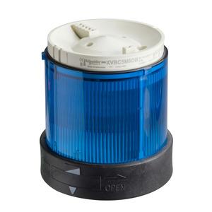 XVBC2M6 ILL LENS STEADY LED BLUE 230V