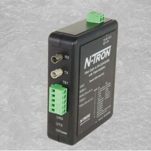 N-TRON SER-485-FXC Communications Adapter, Isolated, Multimode to Serial, Fiber Optic