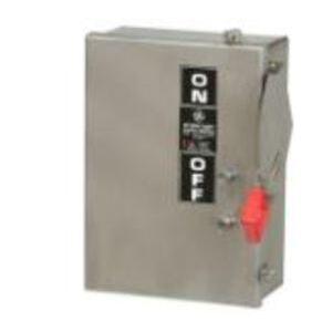 ABB THN3362A64D Disconnect Switch, 60A, 600V, 3P, Non-Fusible, NEMA 1, Heavy Duty
