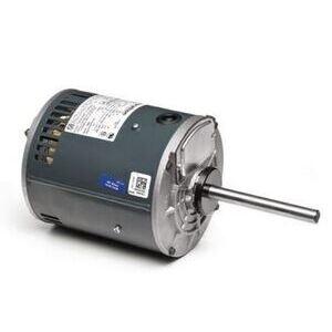 Marathon Motors 5KCP33KNB267AS Motor, Blower, 1PH, 1/10HP, 115/230VAC, 3250/2700RPM