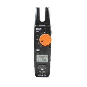 Klein CL360 Open Jaw Fork Meter, AC Auto-Ranging 200 Amp