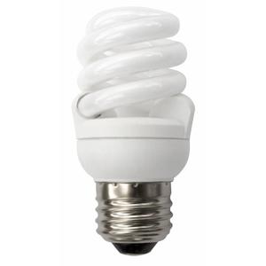 TCP 4T213 Compact Fluorescent Lamp, 13W, EL/mdT2, 2700K