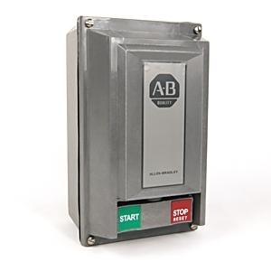 Allen-Bradley 609U-ACXD NEMA SIZE 0 MANUAL