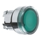 ZB4BW333 GRN ILLUMINATED P/B LED ONLY