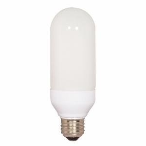 Satco S7307 Compact Fluorescent Lamp, T15, 15W, 2700K