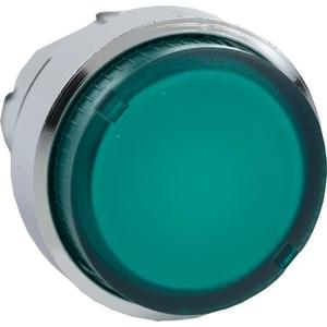 ZB4BW13 GREEN EXTENDED ILLUM. OPERATOR
