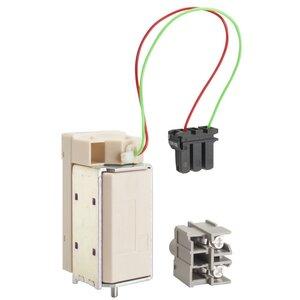 Square D S33661 Breaker, Molded Case, Shunt Trip, M, P, R, Frame, 110-130VAC