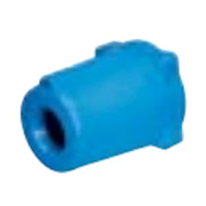 """Meltric 513P0N10 Polyester Handle, 1"""" NPT, 30A, Blue"""