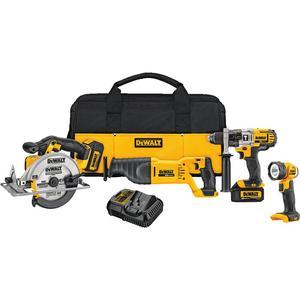 DEWALT DCK491L2 20V Max Cordless Tool Kit