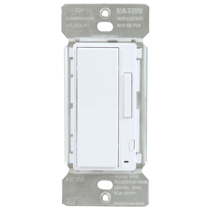 Halo Home HIWMA1BLE40AWH In-Wall Master Dimmer