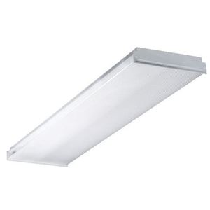 Oracle Lighting 2OIW217T8120 Fluorescent Wrap Fixture, 2', 2-Lamp, T8, 17W, 120V