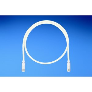 Panduit UTP6ASD13 Copper Patch Cord, Cat 6A (SD), Off Whit