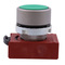 GE P9MPL0G0 Push Button, Illuminated, No Cap, Flush, Operator Only
