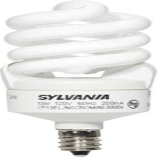 Sylvania Cf13el Micro 827 C Bl2 Sylvania Cf13el Micro 827 C Bl2 Compact Fluorescent Lamp Micro Mini Twister 13w 2700k Discontinued Rexel Usa