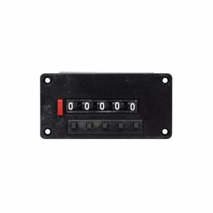 Eaton 5-Y-41433-402-PDQ Electromechanical Predetermined Counter *** Discontinued ***